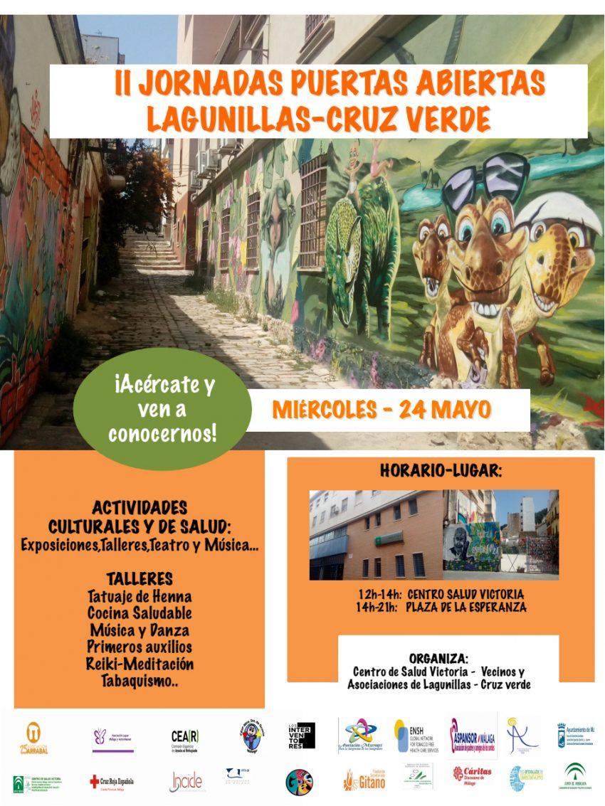 Puertas Abiertas Barrio Lagunillas