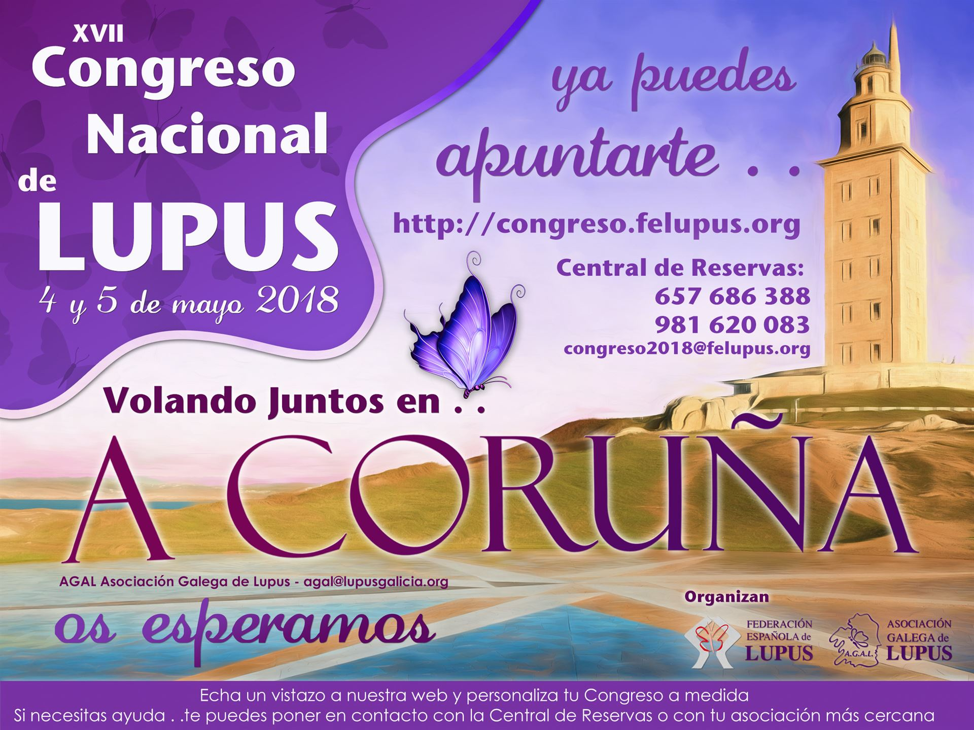 Congreso Nacional de Lupus Galicia