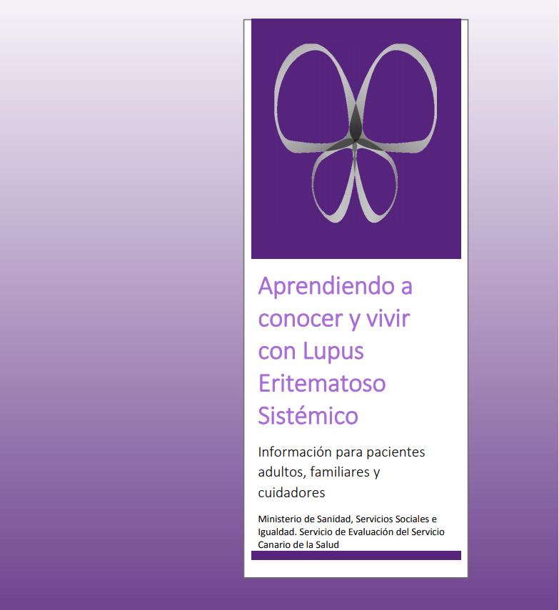 Guías para pacientes y profesionales de la salud sobre lupus