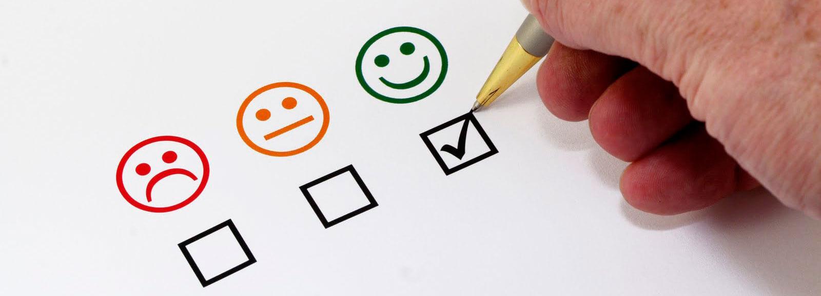 Tú opinión cuenta: Cumplimenta esta breve encuesta y danos tú opinión sobre los servicios de nuestra asociación