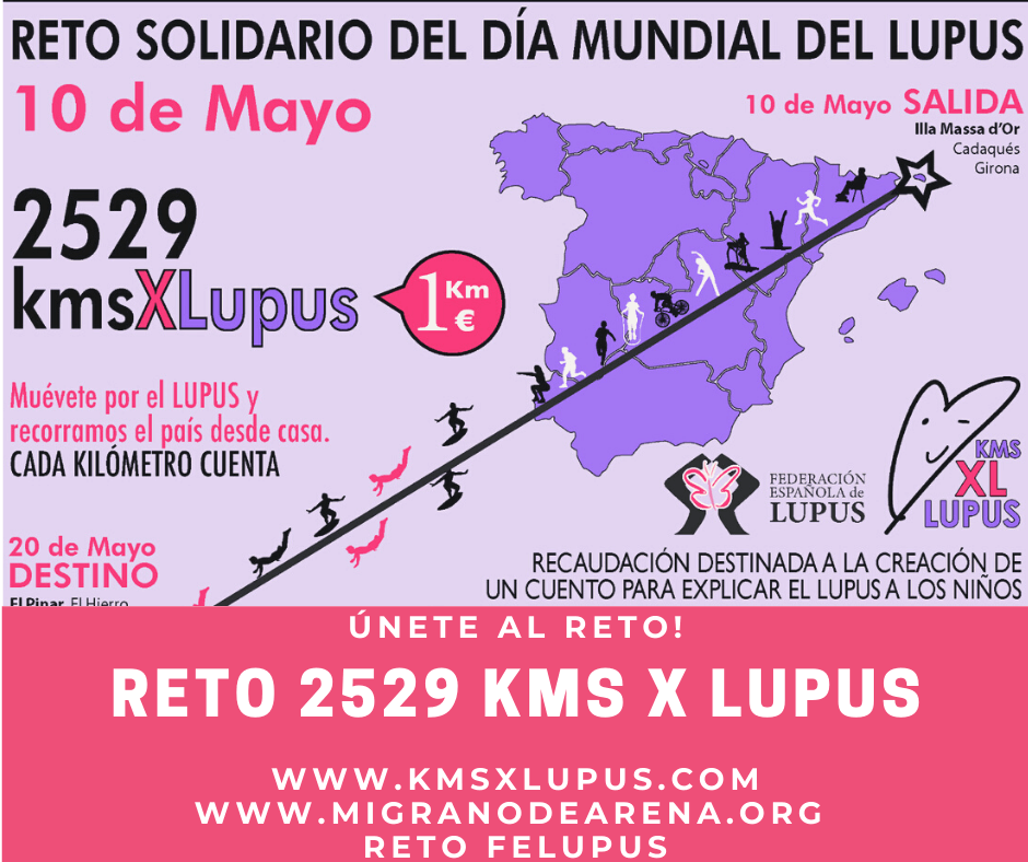 Vídeos recorrido por Málaga de Kilómetros por el Lupus  (kms x el lupus)