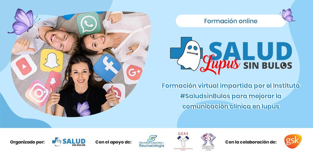 #SaludSinBulos  – videos informativos sobre Lupus