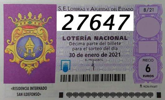 ¿Sabes en qué consiste la Lotería solidaria?
