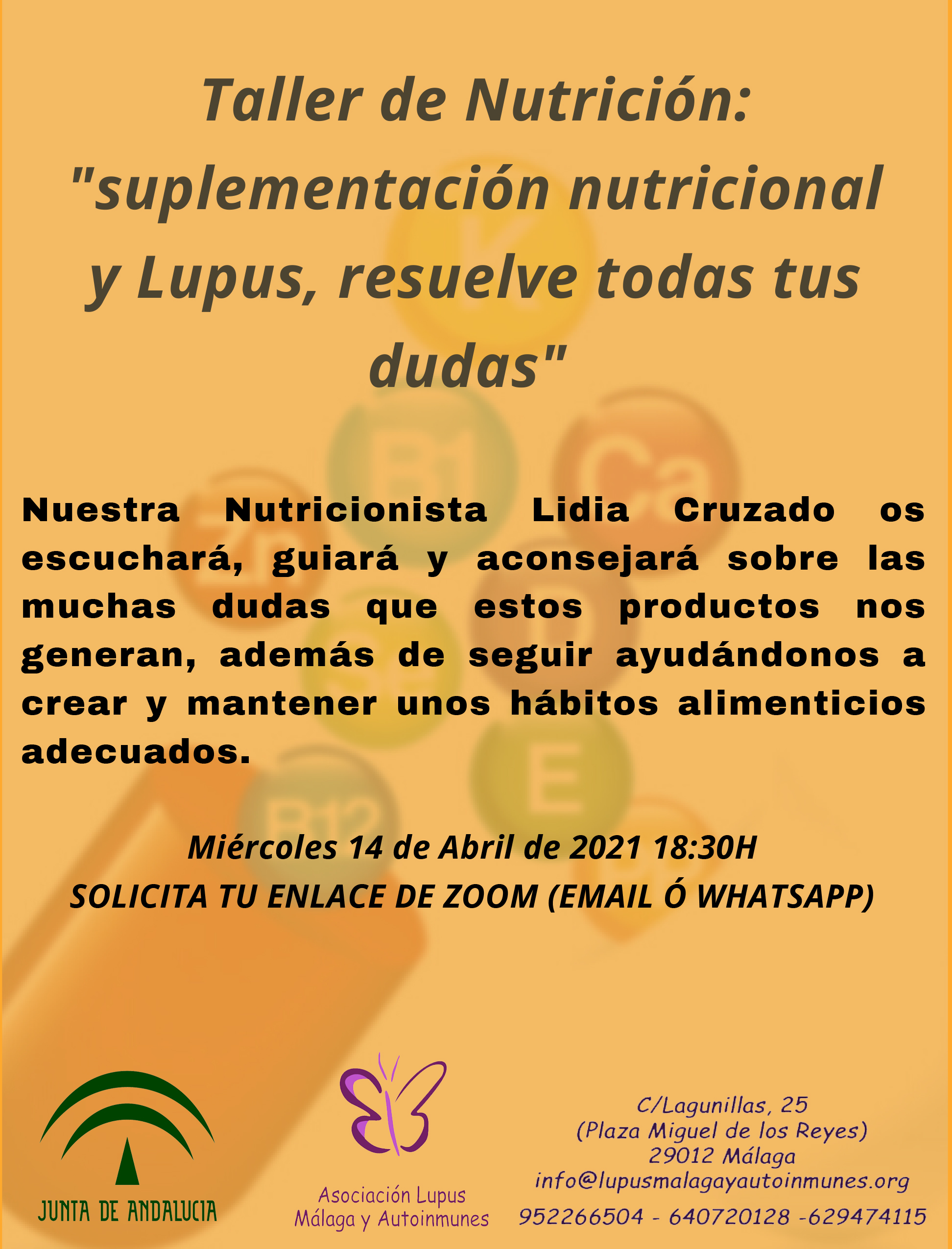 Nutrición: Suplementos Alimentarios