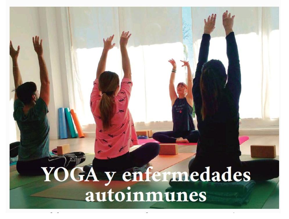 Yoga y las enfermedades Autoinmunes
